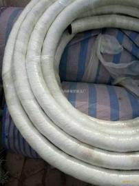 鸿峰电石厂中频炉DN85mm三元乙丙橡胶20m长水冷电缆胶管