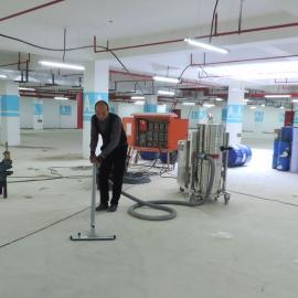 大型水泥厂吸尘器 大吸力石子粉尘工业用吸尘器 地坪打磨吸尘机