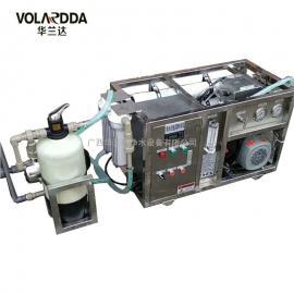华兰达热销小型民用海水淡化设备 东兴高盐度海水淡化直饮水装置