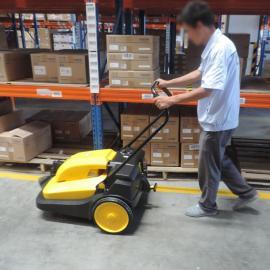 驰洁CJS70-1吸尘清扫车电瓶式地面清扫机电动扫地车手推式扫地机