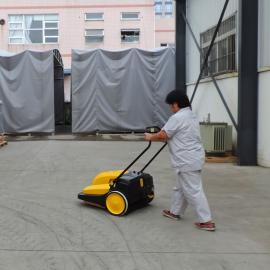手推式电动吸尘清扫车工厂仓库车间用扫地机驰洁CJS70-1扫地车