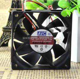 原装AVC DA07020R12H 12V 0.33A 7020 7CM CPU 液压静音散热风扇