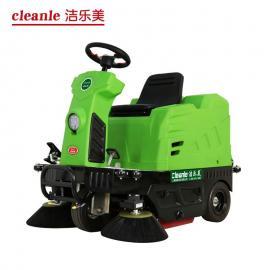 洁乐美KM-V1小型工业驾驶式扫地机车间仓库扫地车物业清扫车