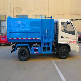 小型5方挂桶垃圾车