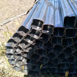 38*65护栏面包管,镀锌护栏用面包管