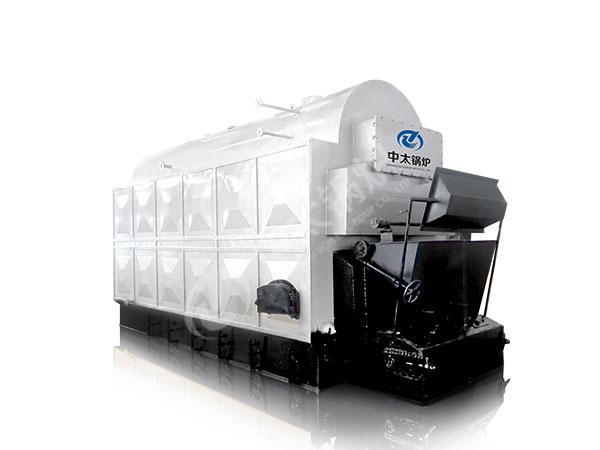 秸秆生物质热水锅炉 DZL型生物质锅炉