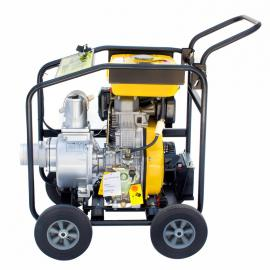 单缸3寸柴油机水泵YT30DPE-2