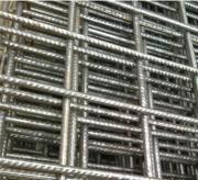 钢筋网片-加工螺纹、圆钢钢筋焊接网片-质量好