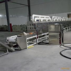 KER隧道式�{味品微波干燥�⒕��O��KER-30k