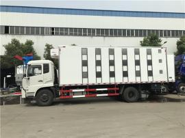 口碑好的生猪运输车 6.8米高端密封式拉猪车