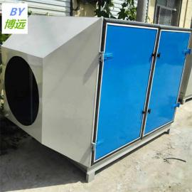 博远工业空气净化器 废气处理设备活性炭环保箱