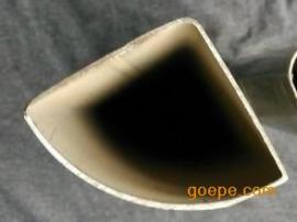 扇形管制造-扇形管齐全-黑退扇形管
