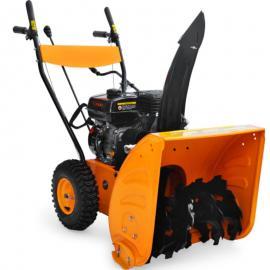 手扶全齿轮扫雪机 物业小区路面除雪机 小型抛雪机