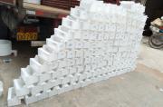神池选矿设备 五寨PP螺旋溜槽 五台塑料螺旋溜槽 偏关选煤溜槽
