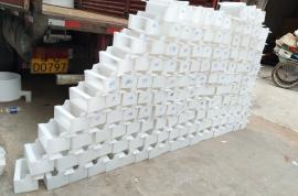 古县选矿设备 隰县PP螺旋溜槽 郓城塑料螺旋溜槽 襄汾选煤溜槽