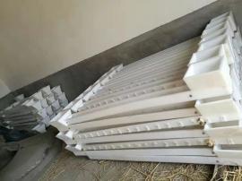 保德选矿设备 定襄PP螺旋溜槽 岢岚塑料螺旋溜槽 汾西选煤溜槽