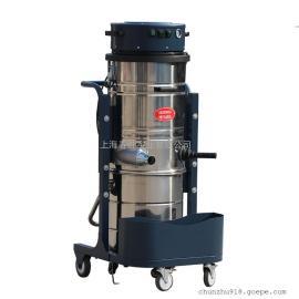 家具厂用吸木屑吸尘器制药厂食品厂用强力工业吸尘器上下桶现货