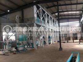 玉米加工厂机器,玉米加工生产线流程,玉米磨面粉机