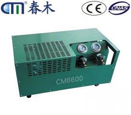空调无油制冷剂回收机
