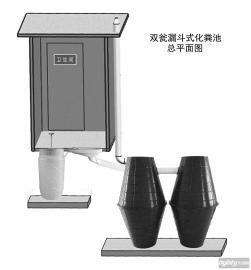 塑料双瓮化粪池质量好 双瓮化粪池 家用化粪池 pp材质