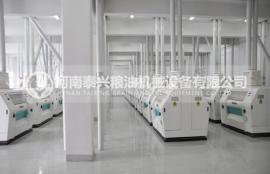 面粉加工厂全套设备,石磨制粉生产线流程,全麦面粉加工设备
