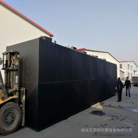 环保机械 地埋式污水处理设备