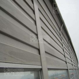 高架隔音墙普通透明隔音墙
