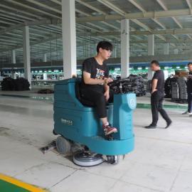 座驾式洗地机驿城洗地机工业工厂车间仓库室内洗地车YSD-A7