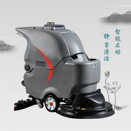 高美GM56B静音型全自动洗地机医院病房用洗地机