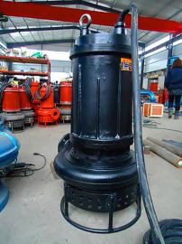 快速吸沙抽砂泵 潜水耐磨泥沙泵 河道清淤排泥泵