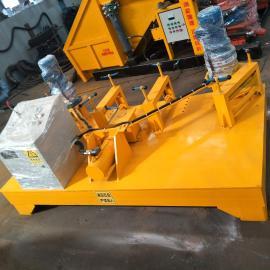 工字钢冷弯机――建特重工JTW-25型使用说明书