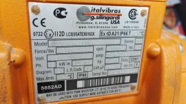 Italvibras G. Silingardi高频振动电机用于煤矿行业