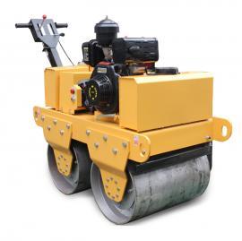 柴油双轮振动压路机 双钢轮路面压实机 两轮震动夯实机 碾压机
