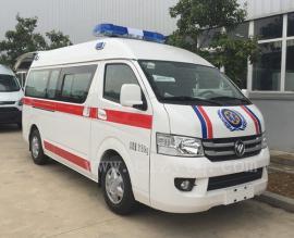 紧急救人用转运型救护车售价