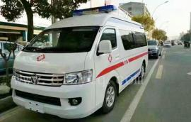 医疗急救用救护车|福田120救护车销售