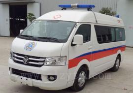 福田G7转运型救护车|福田医用救护车生产厂