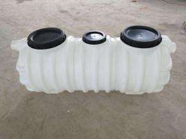 玻璃钢化粪池 PE塑料化粪池