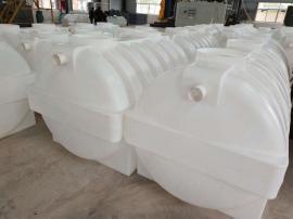 玻璃钢化粪池耐老化 PP塑料化粪池