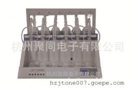 智能定点蒸馏水质一体仪JTZL-6使用方法