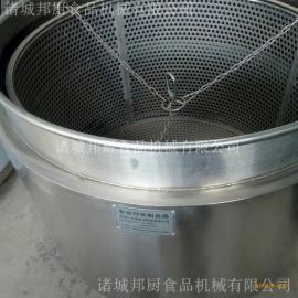不锈钢卤煮锅-智能蒸煮锅特点