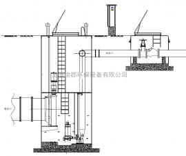 一体化污水泵站,污水提升泵站