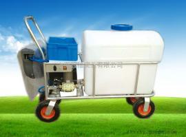 捍绿HL-240-4气脚超高压电动喷雾器 手推式园林打药机喷雾器