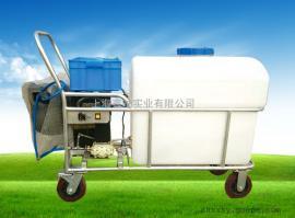 捍绿HL-240-5 48伏 高压电动喷雾器 手推式农用喷雾器