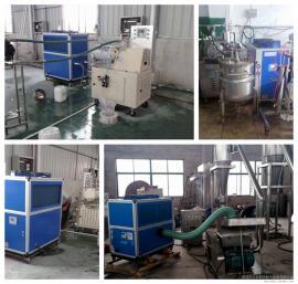 药水降温板换蒸发器冷水机/低温工业制冷机