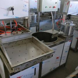 彩色商用不锈钢花生大豆腐机器设备盛隆提供