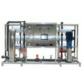 定制玻璃厂生产用纯水设备、反渗透设备