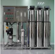 定制1-5吨工业超纯水设备、EDI超纯水装置陶氏膜南方泵