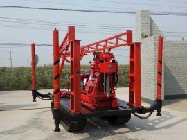 高速150型全液压履带岩芯钻机