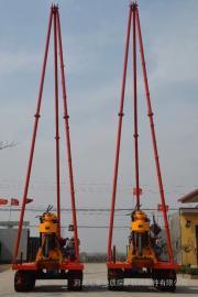 XY-1A型液压岩心履带钻机