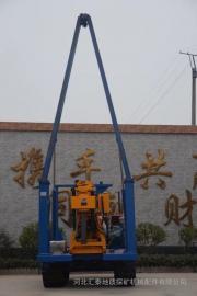 北探XY-1A型履带式岩芯钻机